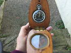 WW2 Waltham S.S.T.P Military Pocket Watch No Reserve