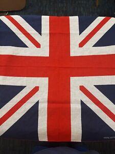 UNION JACK FLAG - BANDANA - UNITED KINGDOM