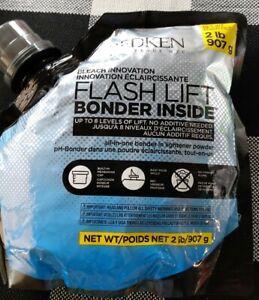 Redken Flash Lift Bonder Inside Lightening Powder 2 LB~New