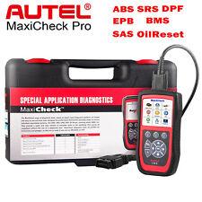 Autel MaxiCheck Pro OBD2 Auto Diagnostic Tool Code Reader EPB ABS SRS BMS DPF