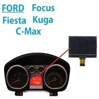 ÉCRAN LCD pour COMPTEUR INSTRUMENT ODB FORD FOCUS C-MAX KUGA 2008-2011