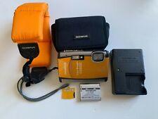 Olympus Stylus Tough 6000 Digital Camera- Shockproof, Waterproof, 10MP, 2GB Card