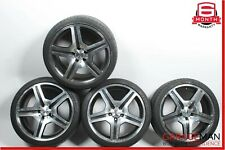 07-13 Mercedes S550 Cl600 Complete R19 Wheel Tire Rim Set 8.5Jx19
