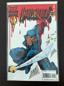 NIGHTSTALKERS #15  MARVEL COMICS 1994 VF
