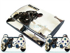 HOT for PlayStation 3 PS3 Fat 2 Controller Skins Awsome Custom Stickers Newest