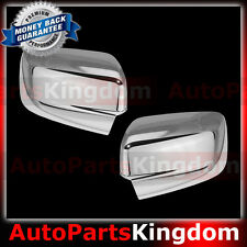 09-16 Dodge Ram without Turn Light Chrome plated Full Mirror Cover No arm part