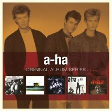 A-HA ORIGINAL ALBUM SERIES 5CD ALBUM SET (2011)