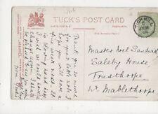 Master Noel Sandwith Saleby House Trusthorpe Mablethorpe 1908 490a