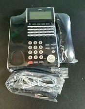 Lot of 10 NEC DTL-24D-1 PHONES with FREE 16 port dig station card 670109