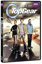TOP GEAR USA Season 2 (2011-2012): Tanner Foust US TV Season Series - NEW DVD R1