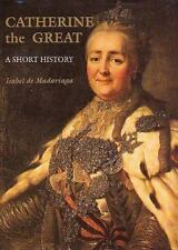 Catherine the Great: A Short History by de Madariaga, Professor Isabel