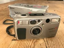Yashica T5 35mm Compact Film Camera - Zeiss 3.5 T* T4 T5 - FULLY WORKING TESTED