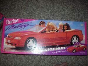 Barbie Mustang