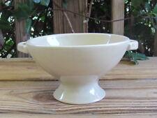 "Pottery Barn Studio~3"" Footed Bowl~Barbara Eigen"