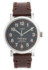 Timex TW2P58700ZA 40mm Stainless Steel Waterbury Men's Watch