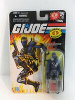 2008 Hasbro GI Joe ARAH Cobra Saboteur FIREFLY on Original Card MOC
