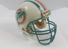 Upper Deck Authentic Miami Dolphins Riddell VSR-2 Marino Signed Football Helmet