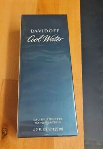 Davidoff Cool Water new and sealed