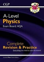 New A-Level Physics: AQA Year 1 & 2 Complete Revision & Practic... 97817