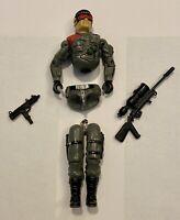 Vintage 1986 Hasbro GI JOE Low Light Action Figure Near Complete