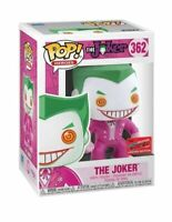 Funko Pop Vinyl The Joker #362 - NYCC 2020 Shared Sticker PRE ORDER