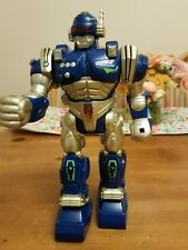 2001 Happy Kid Toy Group Transformer Robot, measures approx. 11 inches