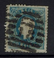 Portugal SC# 47, Used, Mixed Condition, Side Tear -  Lot 031917