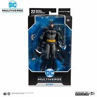 McFarlane Toys  Batman Action Figure 15001-8 DC, Multicolor