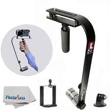 Vidpro Steadycam Stabilizer for Digital Video Camera +GoPro & Smartphone Adapter