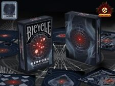 Redcore Deck Bicycle Playing Cards Poker Size USPCC Collectable Limited Edition