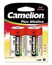 DESTOCK 12 piles Alcalines Camelion 1,5V LR20 D 21000mah format XL 06/2019