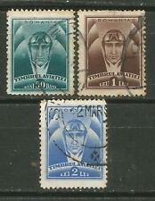 1977 CSCE Stamps for Collectors Complete.Issue. Romania Block144 Aviation