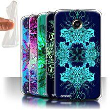 STUFF4 Gel/TPU Case/Cover for Motorola Nexus 6/Symmetry Pattern