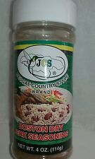 Boston Dry Jerk Seasoning ~Jamaican Special Blend ~ FACTORY SEALED AND FRESH