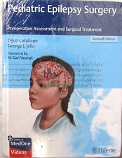 PEDIATRIC EPILEPSY SURGERY: Preoperative Assessment Surgical Book by Cataltepe
