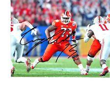 Tremayne Anchrum Jr. Clemson Tigers signed autographed 8x10 football photo d