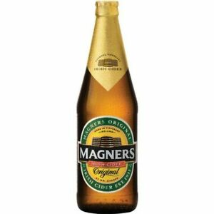 12 Magners Premium Cider 4,5% a 0,5L Apfelwein Apfel Wein MHD Ende 10.2021
