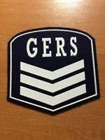 SPAIN PATCH POLICE POLICIA GERS - ORIGINAL!