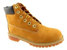 Timberland Boot 6 Inch Juniors Prem Wheat Nubuk Yellow Artikelnr. 12909