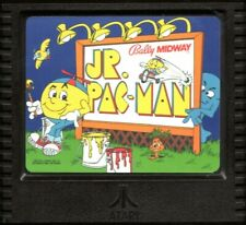 JUNIOR PACMAN for ATARI 5200 SuperSystem, cartridge ONLY ... NEW