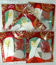 Luz sopa de fideos deliciosa mezcla Set 4 X 20 G paquetes + 1 Gratis Correo Internacional y embalaje