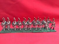 HINCHLIFFE 25/28mm PAINTED & BASED NAPOLEONIC RUSSIAN PAVLOV GRENADIER UNIT X 20