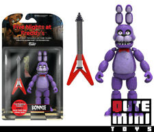 """FUNKO FIVE NIGHTS AT FREDDY'S BONNIE 5"""" ACTION FIGURE 8849 - IN STOCK"""
