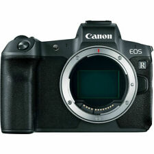 Canon EOS R 30.3 MP Mirrorless Digital Camera - Black (Body Only)