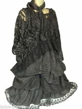 3/4 Arm Damenblusen, - tops & -shirts mit Rundhals M