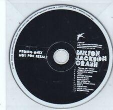 (BQ524) Milton Jackson, Crash - 2009 DJ CD