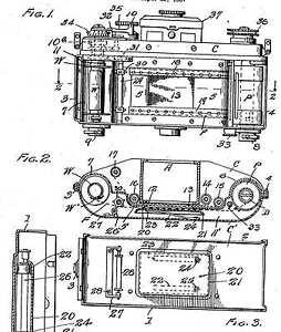 IHAGEE (Exakta): alte Kamera, Objektiv, Projektor.. - Histor. Dokumente ab 1913