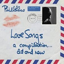 Phil Collins : Love Songs: A Compilation Old and New Pop 2 Discs Cd