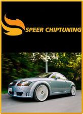 Echtes Chiptuning für alle Audi TT 1.8T 225PS 8N (OBD-Kennfeldoptimierung DYI)