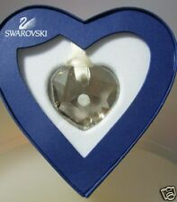 SWAROVSKI SILVER CRYSTAL MY HEART HAPPY MOMENTS THEME 904170 mint